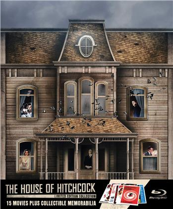 The House of Hitchcock (Edizione Limitata, 18 Blu-ray)