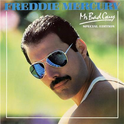 Freddie Mercury - Mr. Bad Guy (2019 Reissue, Hollywood Records, LP)