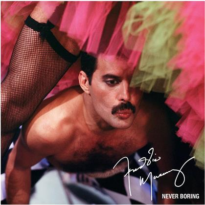Freddie Mercury - Never Boring (Hollywood Records, LP)