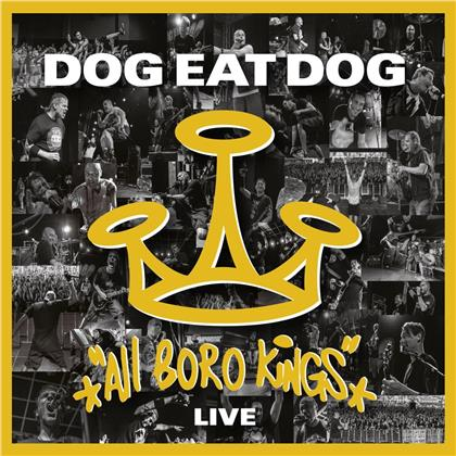 Dog Eat Dog - All Boro Kings Live (Digipack, 2019 Reissue, CD + DVD)