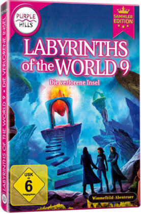 Labyrinths of the World 9 - Die verlorene Insel