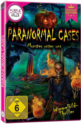 Paranormal Cases - Monster unter uns