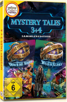 Mystery Tales 3+4