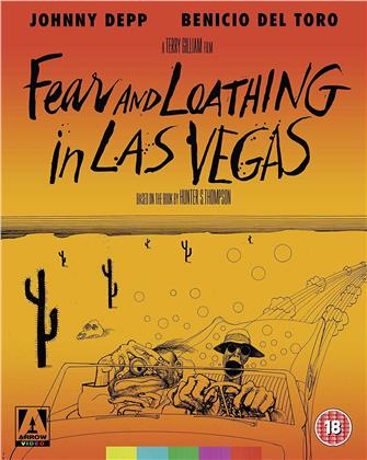 Fear and Loathing in Las Vegas (1998) (Limited Edition, 2 Blu-rays)