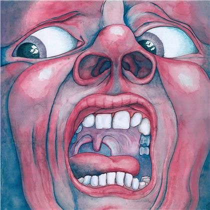 King Crimson - In The Court Of The Crimson King (2019 Reissue, 3 CDs + Blu-ray)