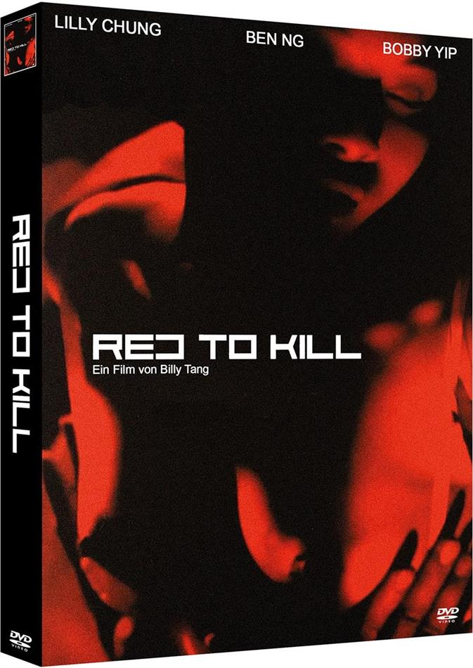 Red to Kill (1994) (Cover A, Limited Edition, Mediabook, Uncut, 2 DVDs)