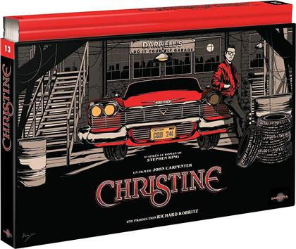 Christine (1983) (Collector's Edition Limitata, 4K Ultra HD + Blu-ray + DVD + Libro)