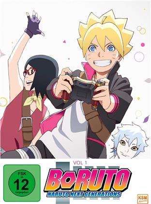 Boruto: Naruto Next Generations - Vol. 1 (2 DVDs)