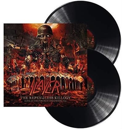 Slayer - The Repentless Killogy - Live At the Forum Inglewood (Gatefold, 2 LPs)