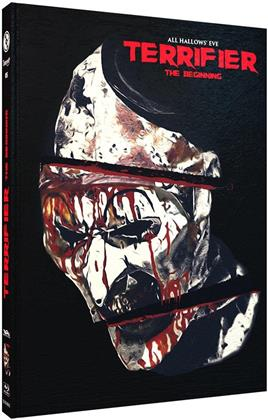 Terrifier - The Beginning (2013) (Cover E, Edizione Limitata, Mediabook, Blu-ray + DVD)