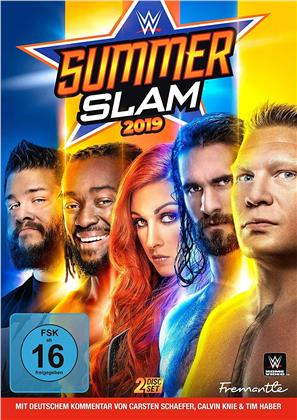 WWE - Summerslam 2019 (2 DVDs)