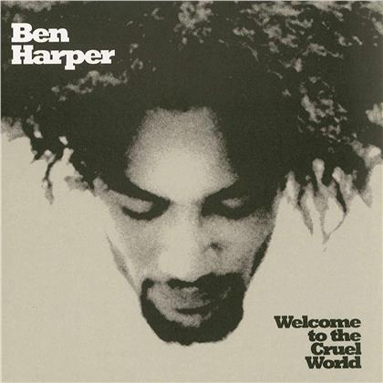 Ben Harper - Welcome To The Cruel World (2019 Reissue, 25th Anniversary Edition, 2 LPs)