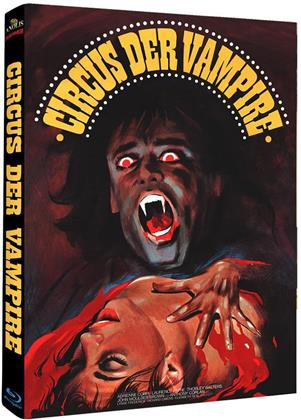 Circus der Vampire (1971) (Cover B, Hammer Edition, Limited Edition, Mediabook)