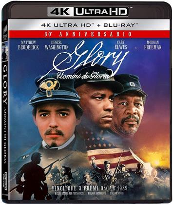 Glory - Uomini di Gloria (1989) (30th Anniversary Edition, 4K Ultra HD + Blu-ray)