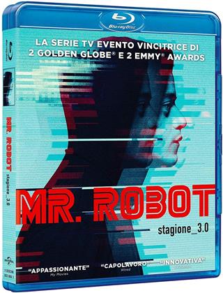 Mr. Robot - Stagione 3 (3 Blu-ray)