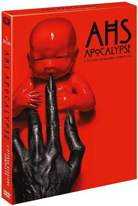 American Horror Story - Apocalypse - Stagione 8 (3 DVD)