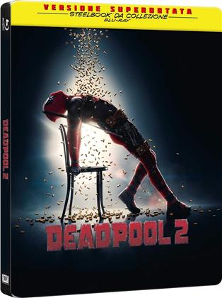 Deadpool 2 - New Steelbook (2018) (2 Blu-ray)