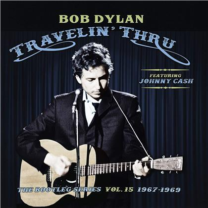 Bob Dylan - Travelin' Thru - 1967-1969:The Bootleg Series V.15 (3 CDs)
