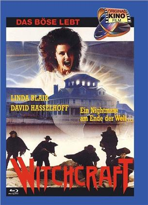 Witchcraft - Das Böse lebt (1988) (Cover B, Limited Edition, Mediabook, Uncut, Blu-ray + DVD)