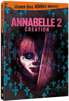 Annabelle 2 - Creation (2017) (Horror Maniacs)