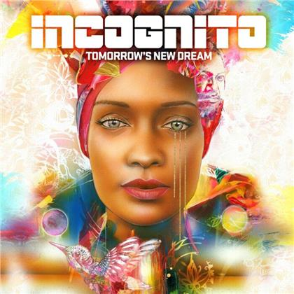Incognito - Tomorrow's New Dream (Japan Edition, + Bonustrack)