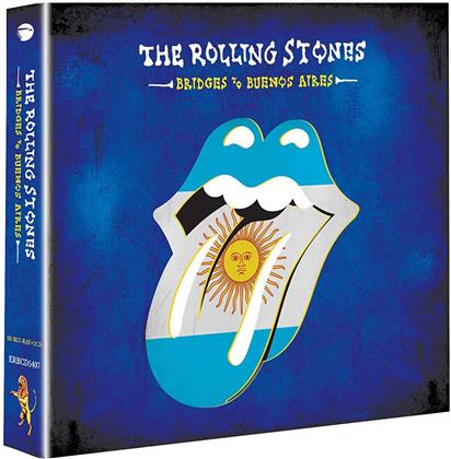 The Rolling Stones - Bridges To Buenos Aires (2 CDs + Blu-ray)