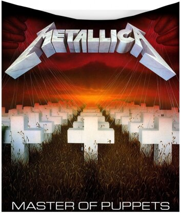 Metallica - Master Of Puppets (Throw)