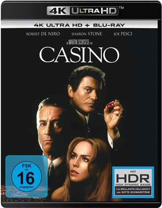 Casino (1995) (4K Ultra HD + Blu-ray)