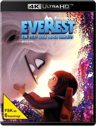 Everest - Ein Yeti will hoch hinaus (2019) (4K Ultra HD + Blu-ray)