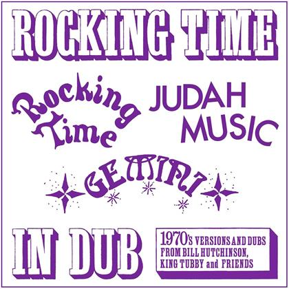King Tubby & Bill Hutchinson - Rocking Time In Dub (LP)