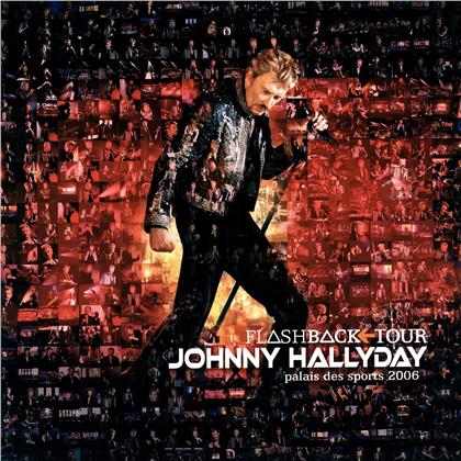 Johnny Hallyday - Flashback Tour-Palais des sports 2006 (Limited Edition, 3 LPs)