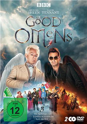 Good Omens (BBC, 2 DVDs)