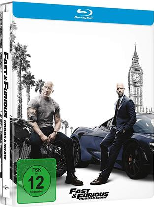 Hobbs & Shaw - Fast & Furious (2019) (Limited Edition, Steelbook)