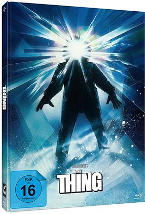 The Thing (1982) (Struzan Cover, Edizione Limitata, Mediabook, 3 Blu-ray)