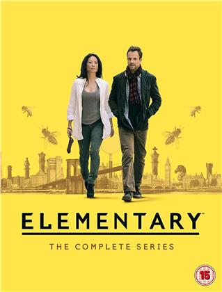 Elementary - The Complete Series (39 DVDs)