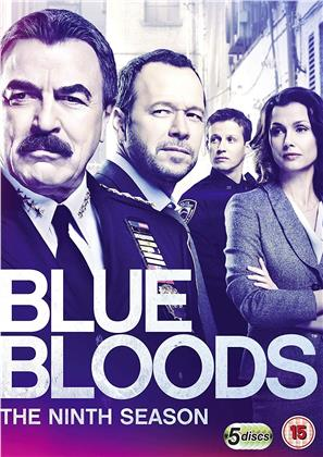 Blue Bloods - Season 9 (5 DVDs)