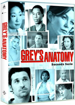 Grey's Anatomy - Stagione 2 (8 DVDs)