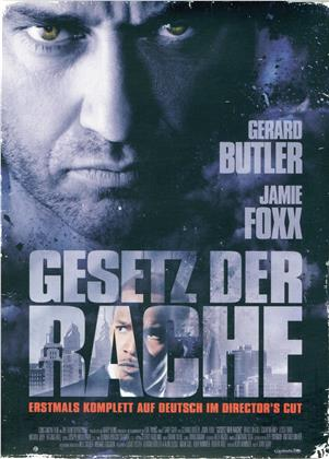 Gesetz der Rache (2009) (VHS Box, Tape Edition, Director's Cut, Limited Edition)