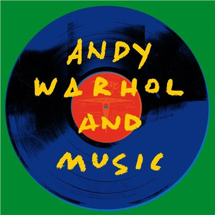 Andy Warhol And Music (2 LPs)