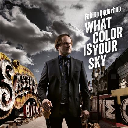 Fabian Anderhub - What Color Is Your Sky