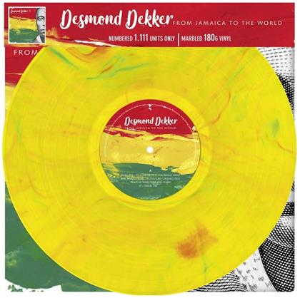 Desmond Dekker - From Jamaica To The World (LP)