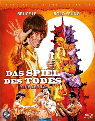 Das Spiel des Todes - Enter the Game of Death (Buchbox, Martial Arts Cult Classics, Limited Edition)