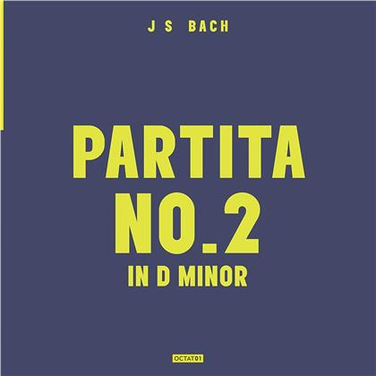 Johann Sebastian Bach (1685-1750) & Daniel Pioro - Partita No. 2 In D Minor (LP)