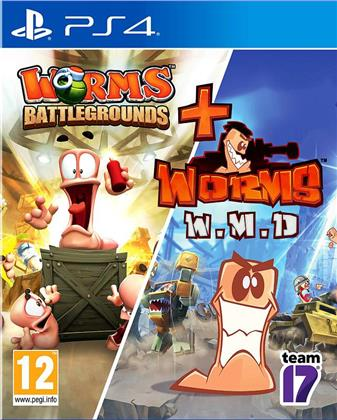 Worms Double Pack