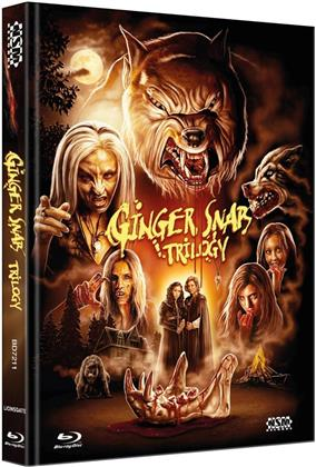 Ginger Snaps 1-3 - Trilogy (Limited Edition, Mediabook, 3 Blu-rays)