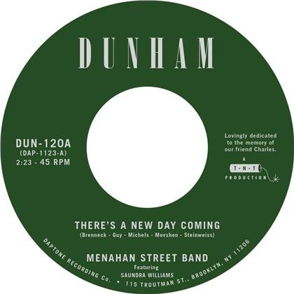 Menahan Street Band - There's A New Day Coming / Tommy Don't (LP)