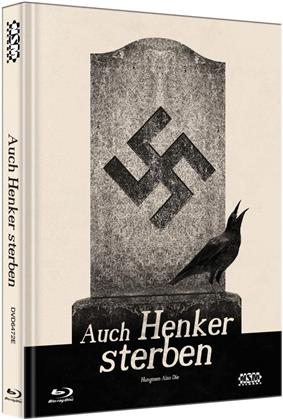 Auch Henker sterben (1943) (Cover E, Limited Collector's Edition, Mediabook, Blu-ray + DVD)