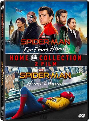 Spider-Man: Home Collection - 2 Film - Spider-Man: Far From Home / Spider-Man: Homecoming (2 DVDs)