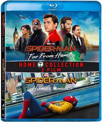 Spider-Man: Home Collection - 2 Film - Spider-Man: Far From Home / Spider-Man: Homecoming (2 Blu-ray)