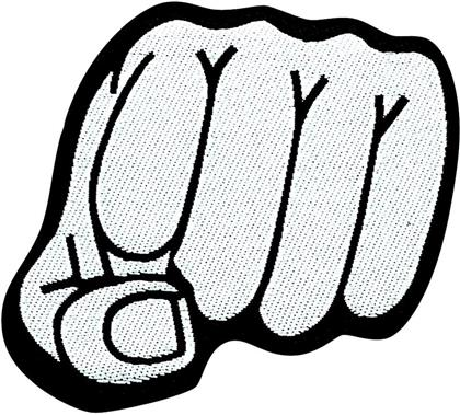 Generic Patches - Fist (Patch)